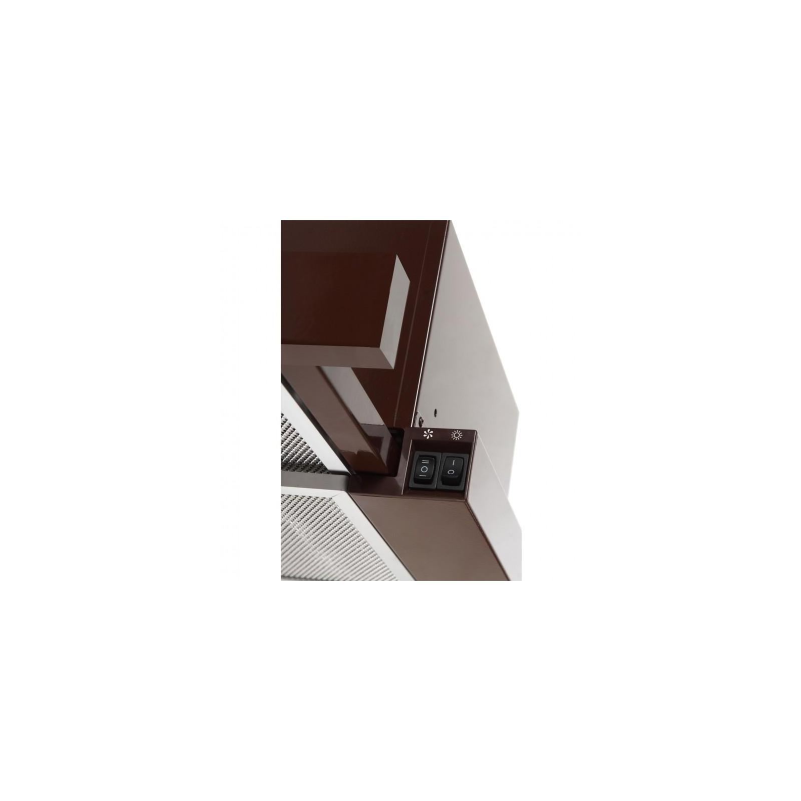 Вытяжка кухонная Eleyus Cyclon 470 60 WH изображение 9