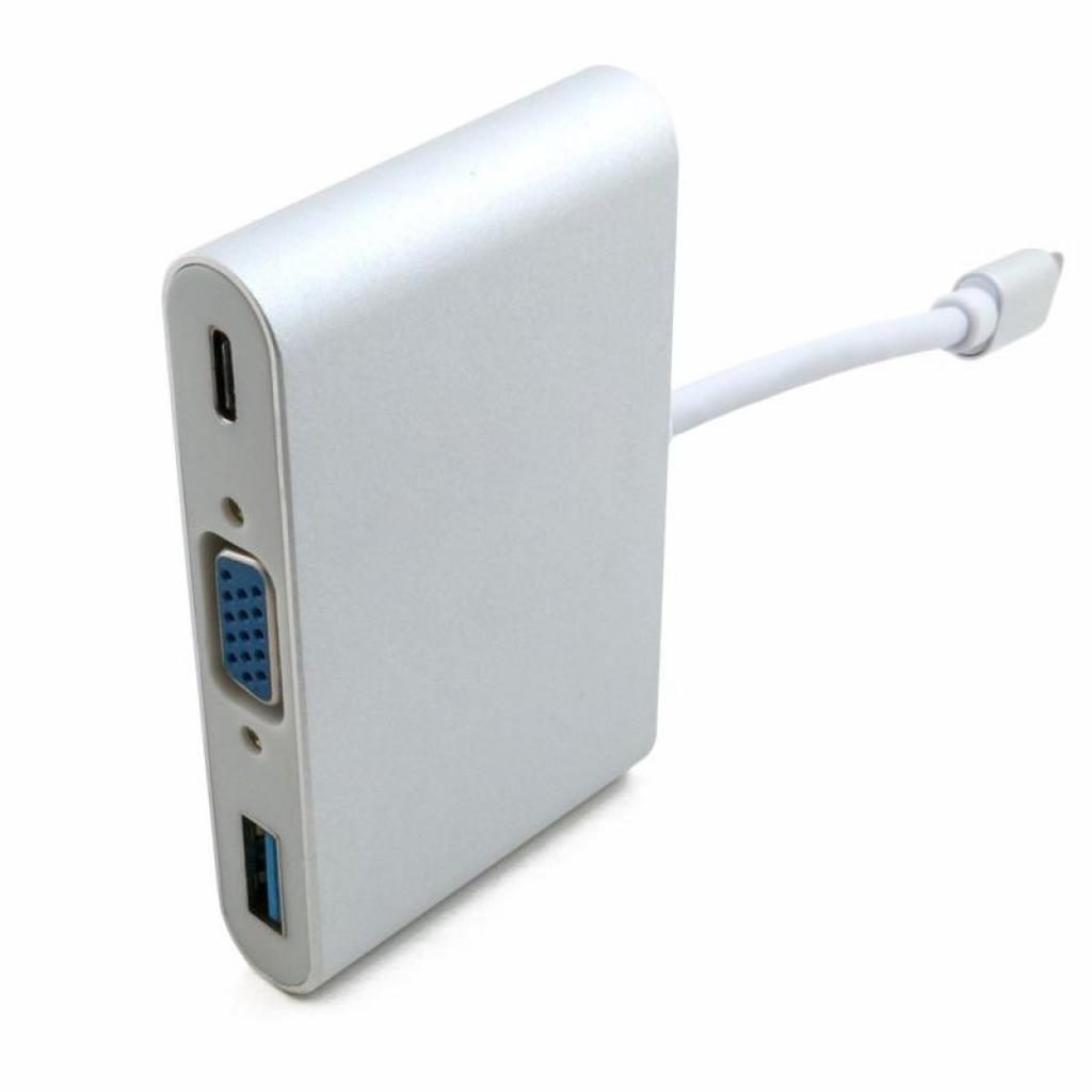 Порт-репликатор Extradigital USB Type-C to VGA/USB 3.0/Type-C (0.15m) (KBV1690) изображение 4