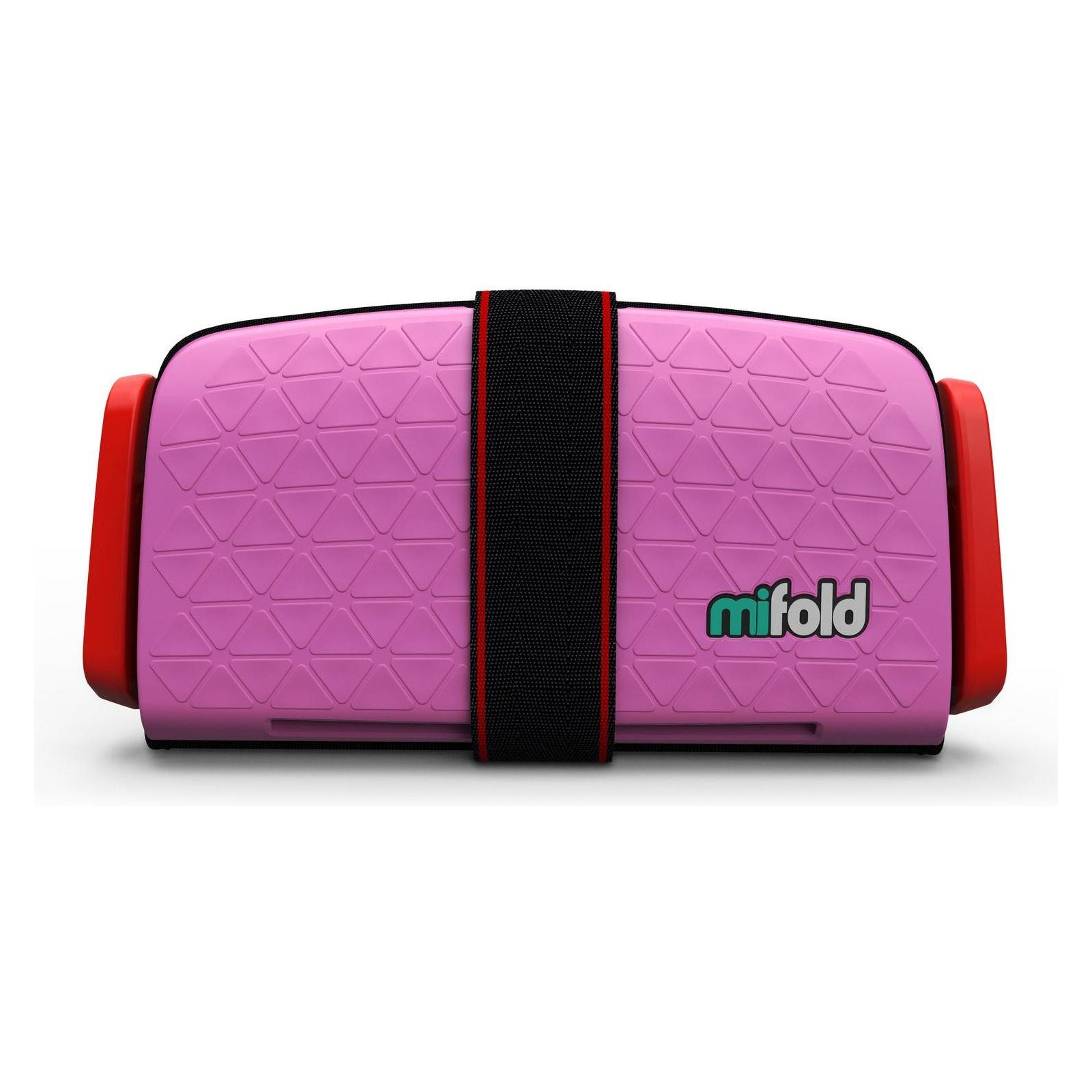 Автокресло Mifold Бустер Perfect Pink (MF01-EU/PNK)