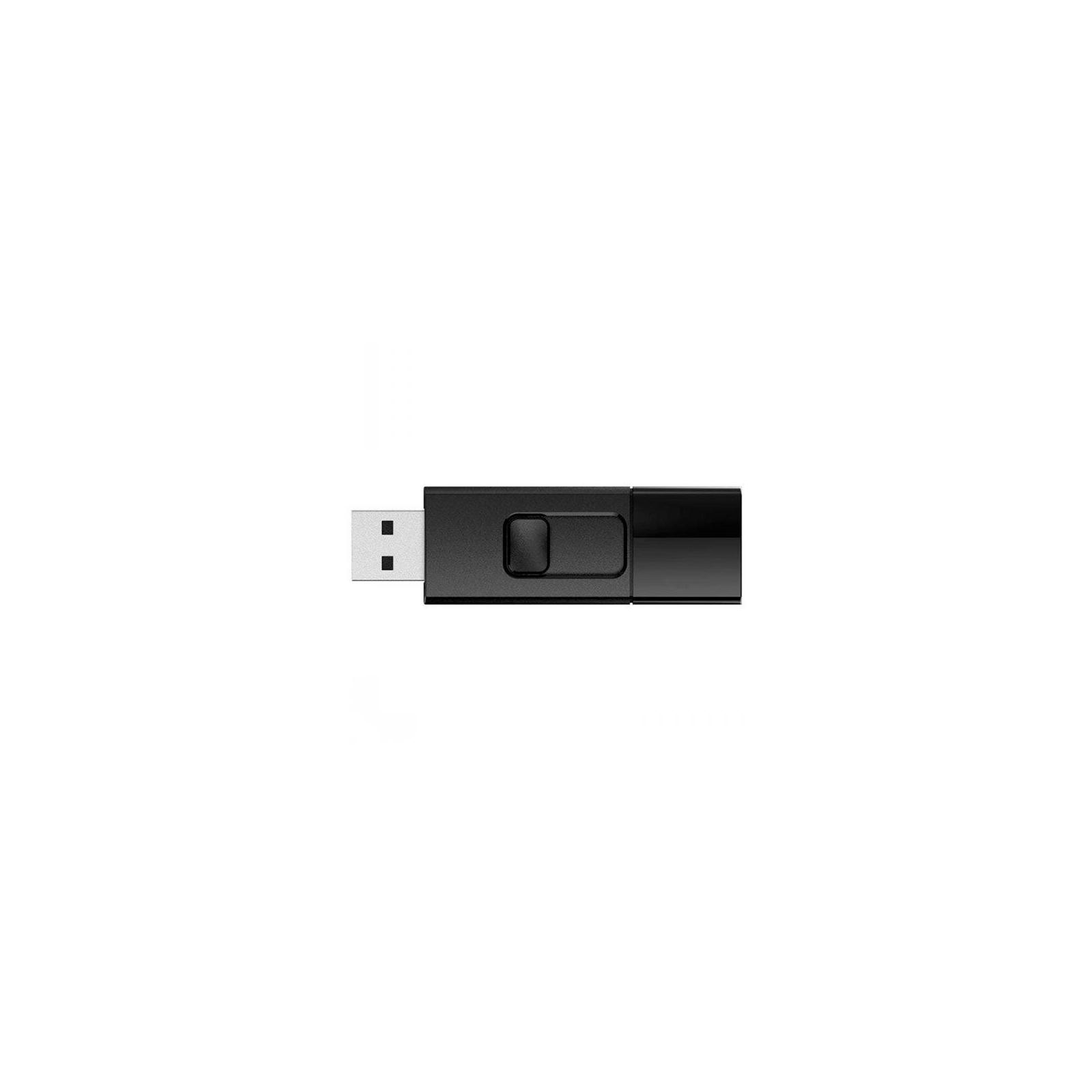 USB флеш накопитель Silicon Power 32GB Secure G50 USB 3.0 (SP032GBUF3G50V1K) изображение 3