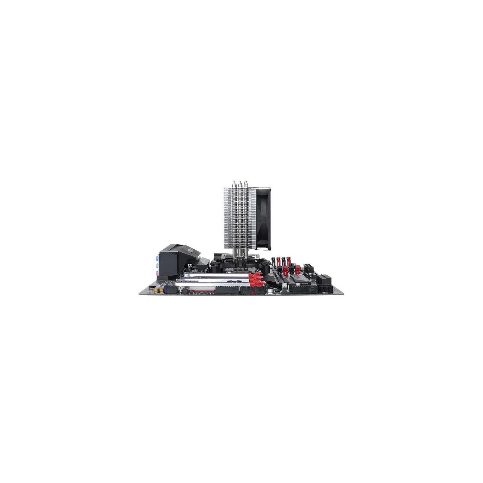 Кулер для процессора ThermalTake Contac 9 (CL-P049-AL09BL-A) изображение 11