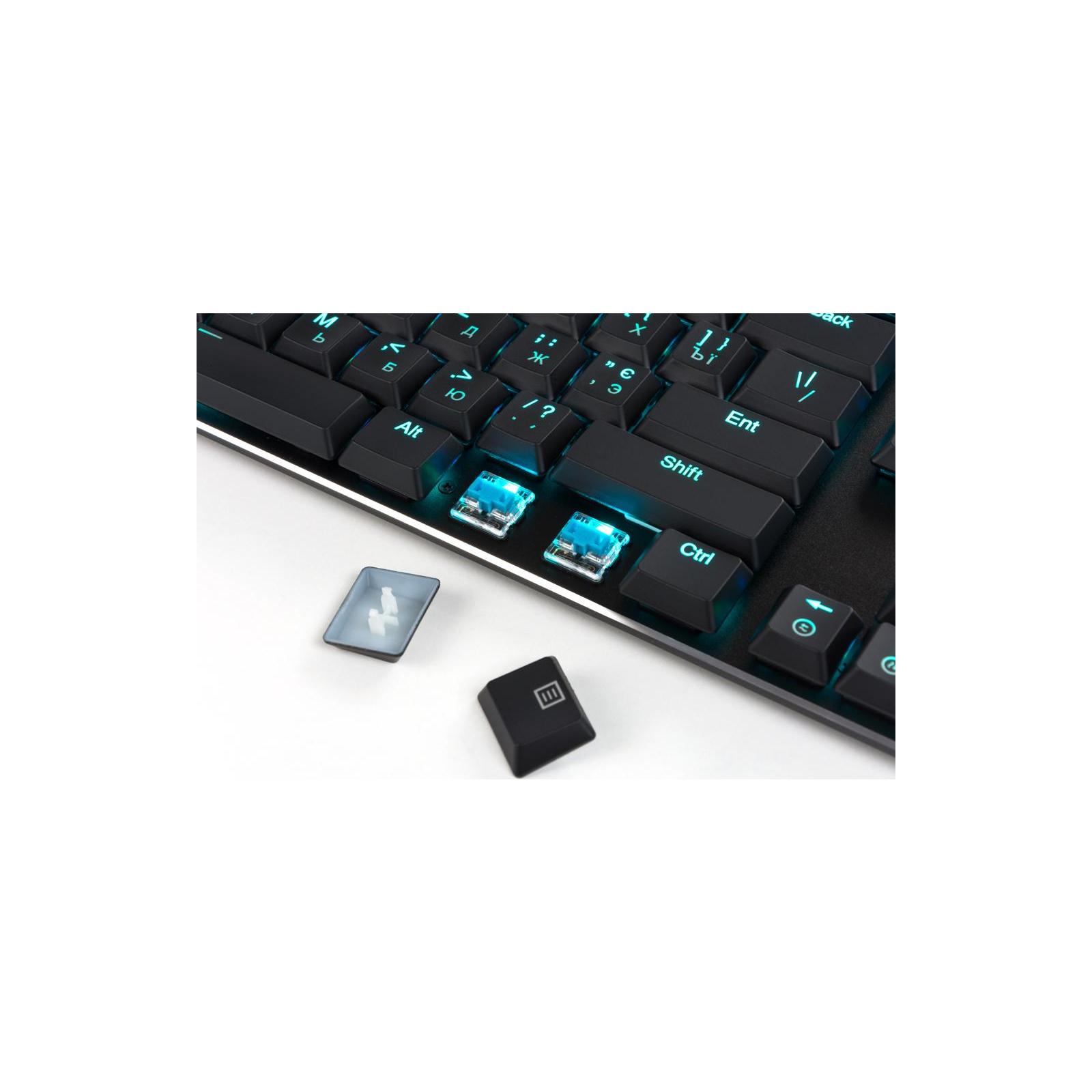 Клавіатура Vinga KBGM-395 black зображення 5