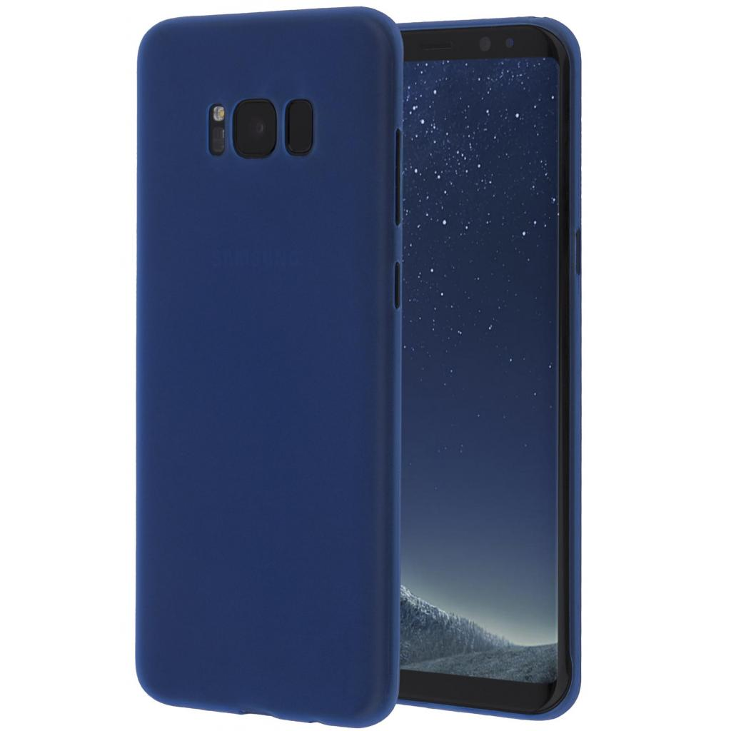Чехол для моб. телефона MakeFuture PP/Ice Case для Samsung S8 Plus Blue (MCI-SS8PBL) изображение 2