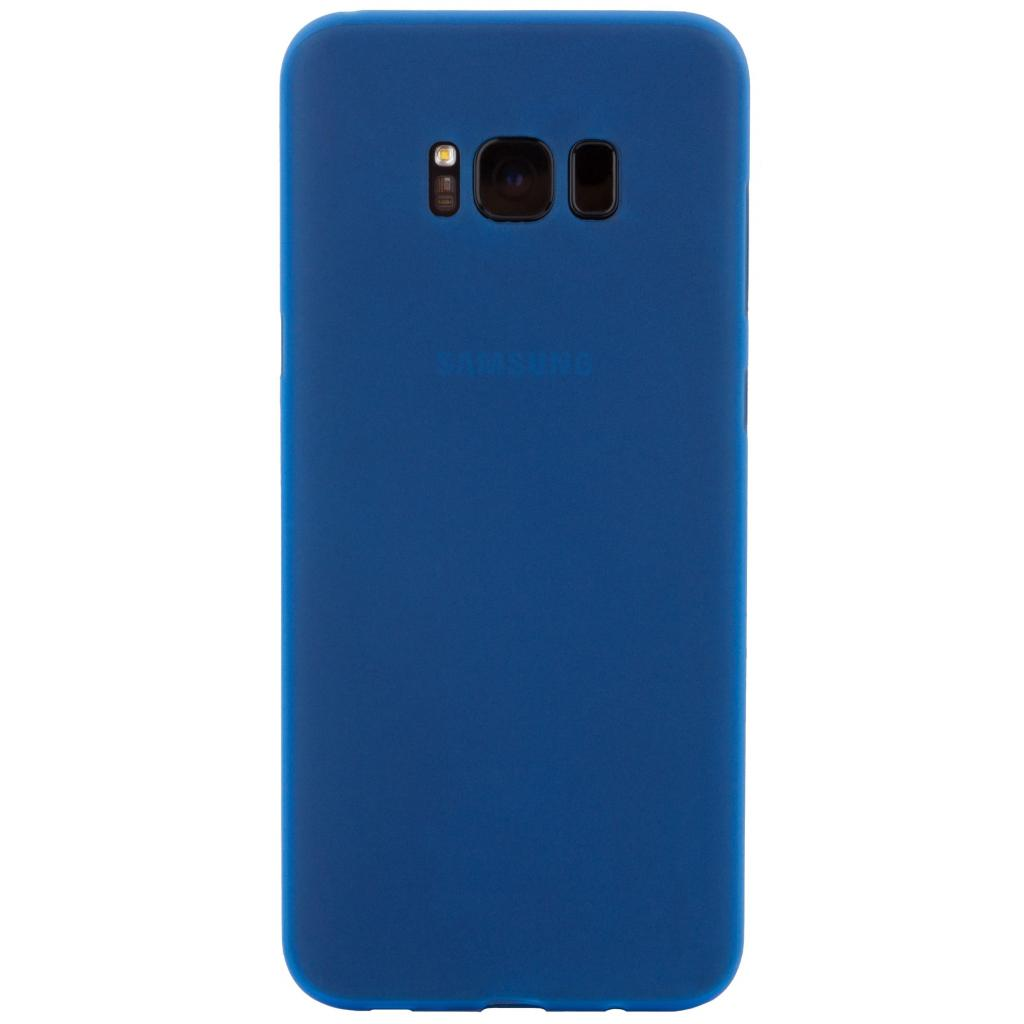 Чехол для моб. телефона MakeFuture PP/Ice Case для Samsung S8 Plus Blue (MCI-SS8PBL)