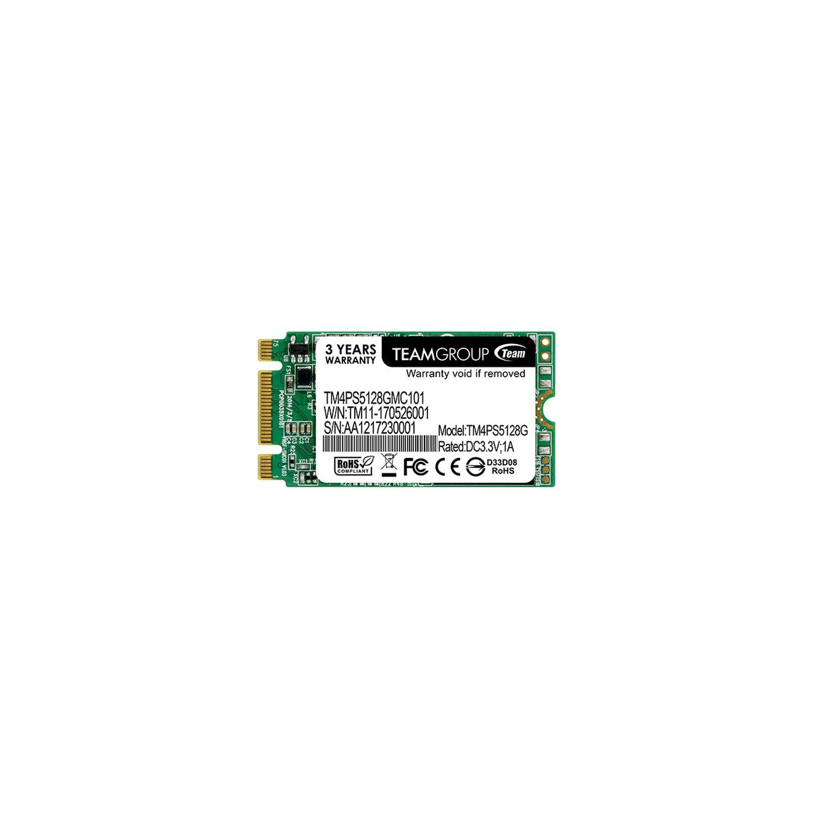 Накопитель SSD M.2 2242 512GB Team (TM4PS5512GMC101)