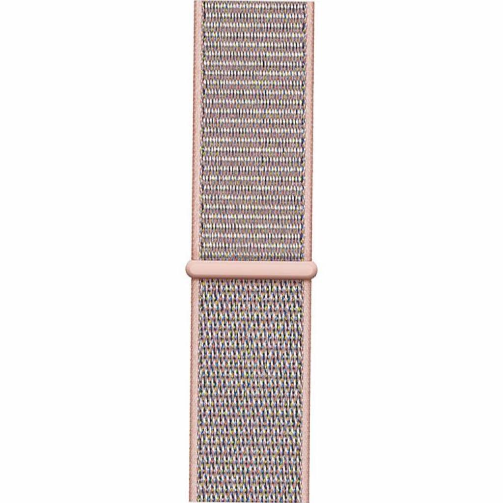 Смарт-часы Apple Watch Series 4 GPS, 44mm Gold Aluminium Case (MU6G2GK/A) изображение 3