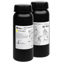 Пластик для 3D-принтера XYZprinting Photopolymer Resin 2x500ml (RUCS1XGB00B)
