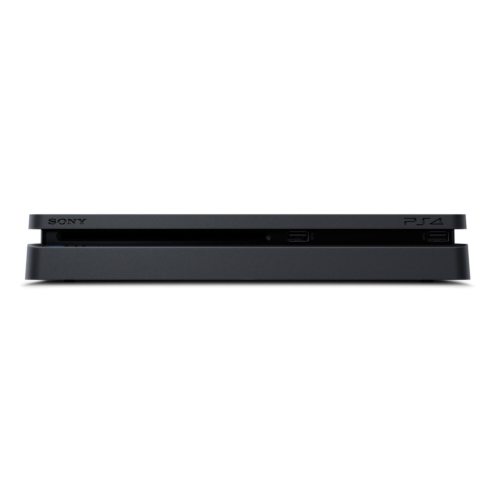 Игровая консоль Sony PlayStation 4 Slim 1TB HZD+DET+The Last of Us+PSPlus 3М (9926009) изображение 3
