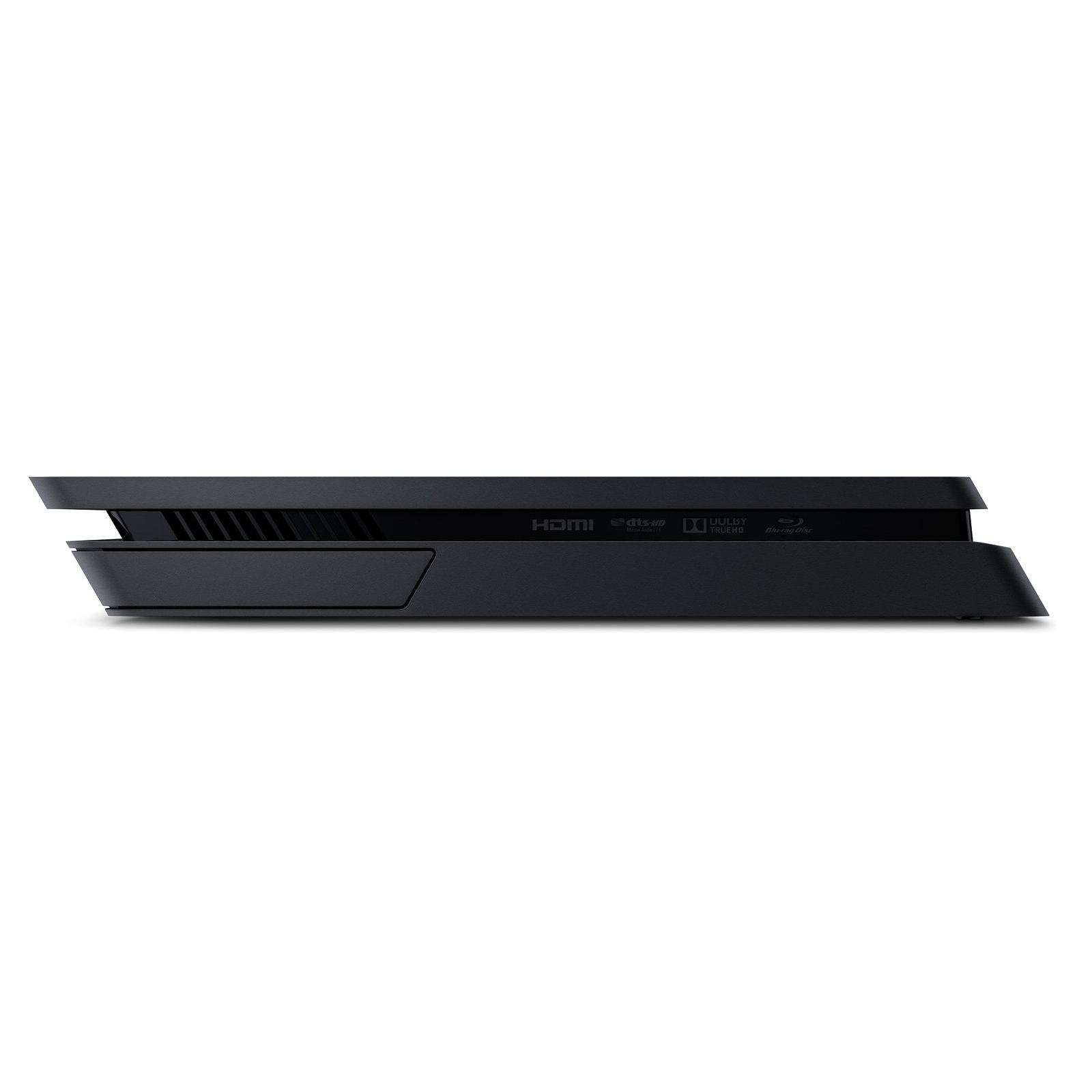 Игровая консоль Sony PlayStation 4 Slim 1TB HZD+DET+The Last of Us+PSPlus 3М (9926009) изображение 4