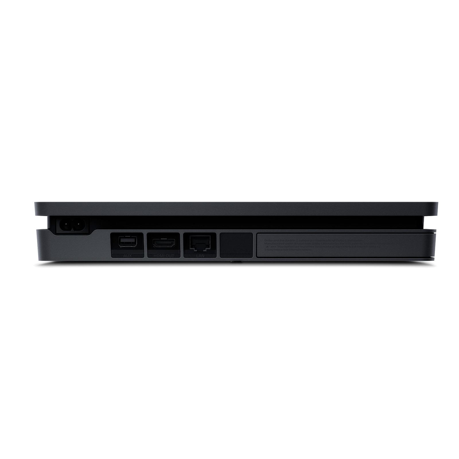 Игровая консоль Sony PlayStation 4 Slim 1TB HZD+DET+The Last of Us+PSPlus 3М (9926009) изображение 5
