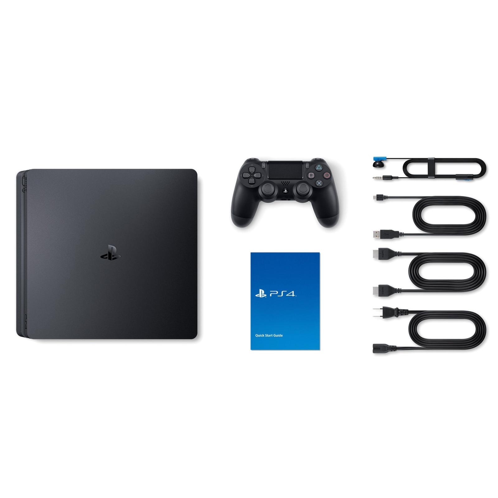 Игровая консоль Sony PlayStation 4 Slim 1TB HZD+DET+The Last of Us+PSPlus 3М (9926009) изображение 7