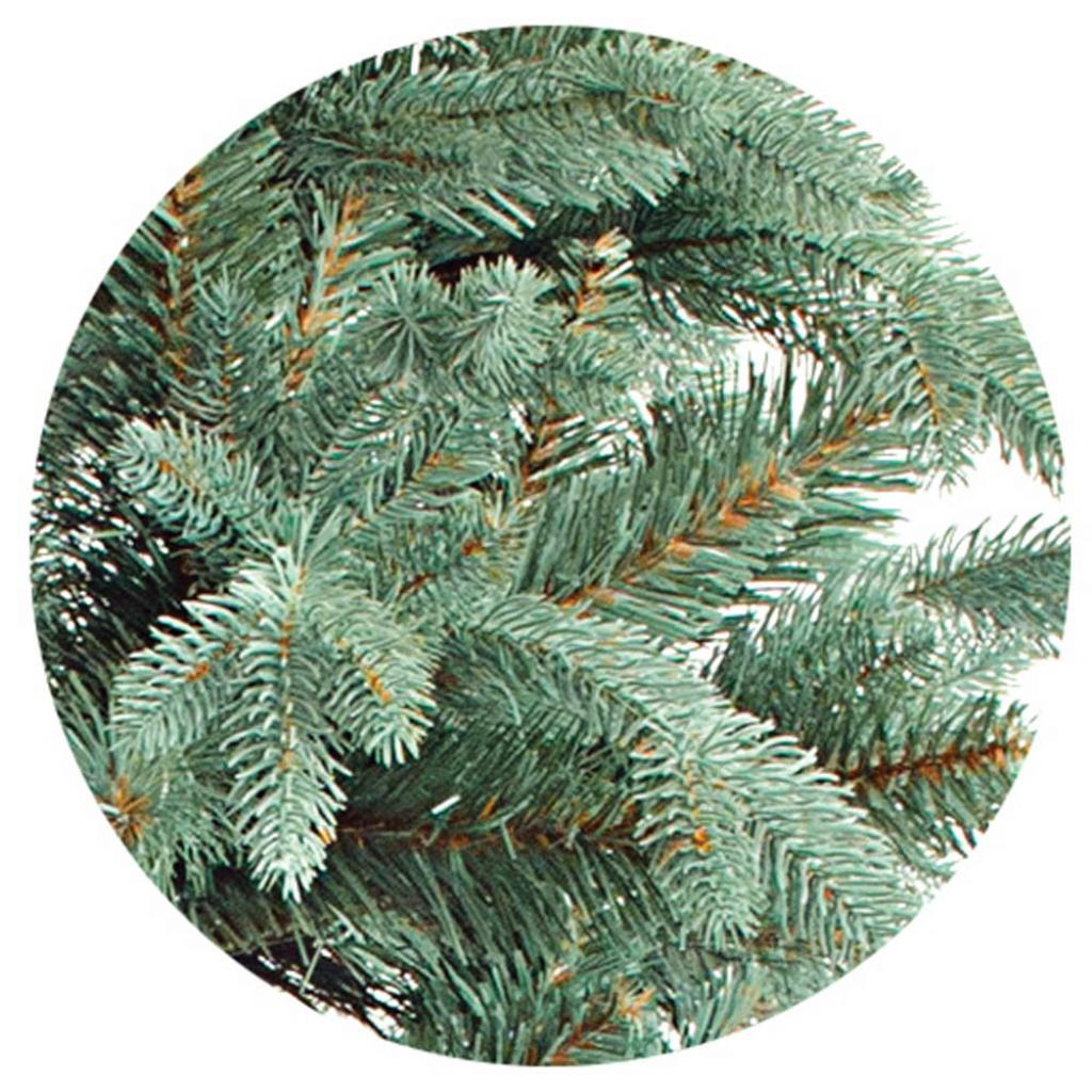 Искусственная елка YES! Fun Флора голубая 2,70 м литая (903511) изображение 2