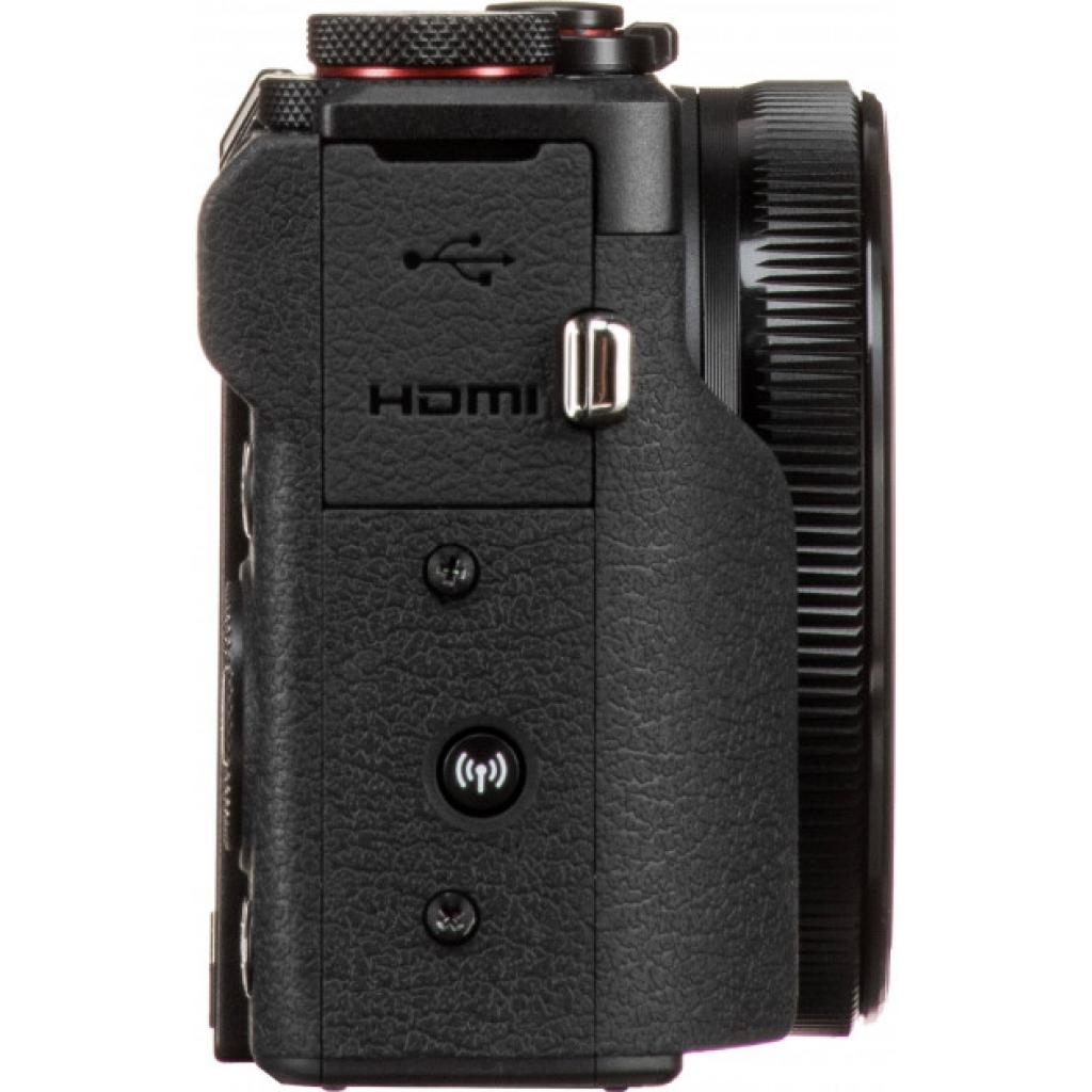 Цифровой фотоаппарат Canon Powershot G7 X Mark III Black (3637C013) изображение 11
