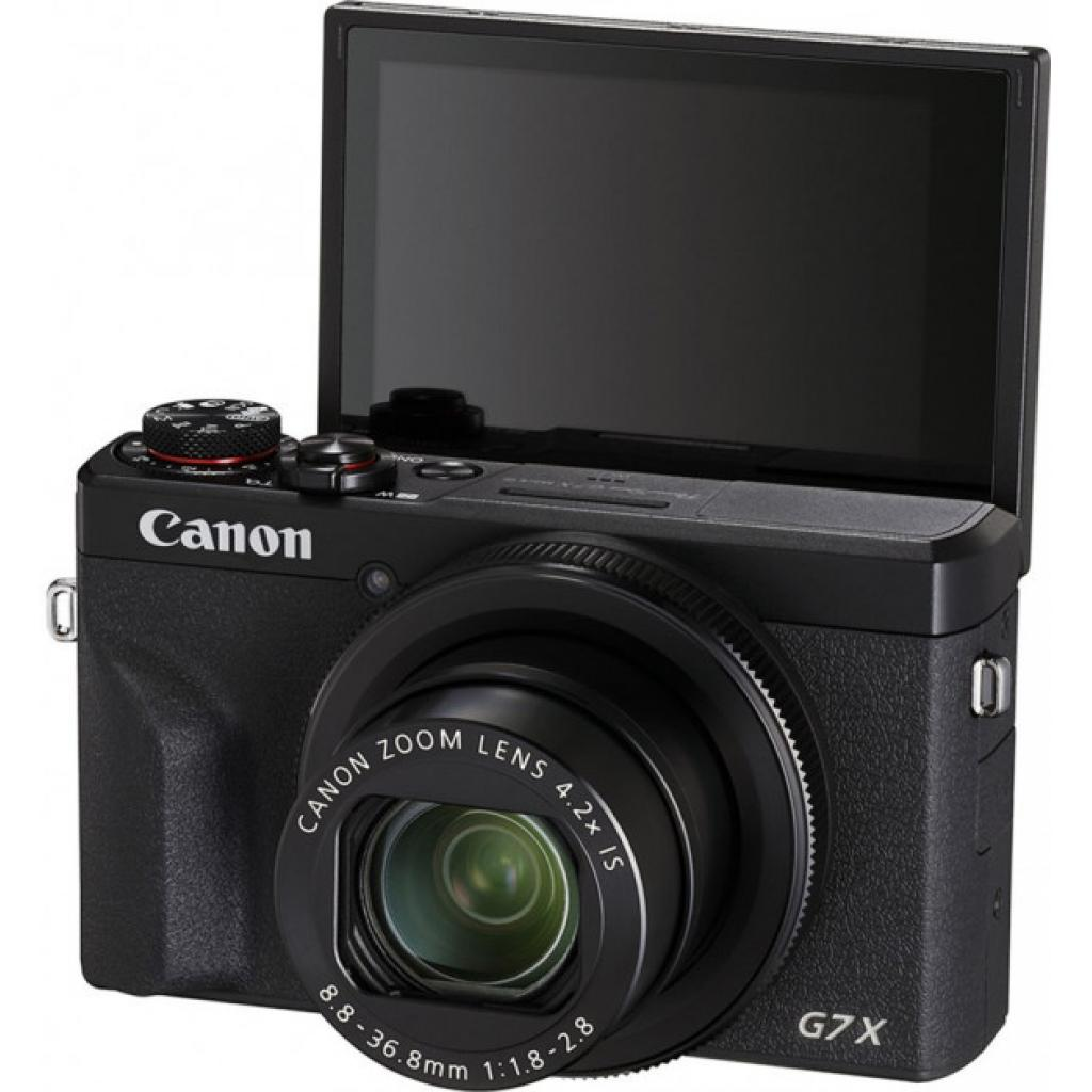 Цифровой фотоаппарат Canon Powershot G7 X Mark III Black (3637C013) изображение 4