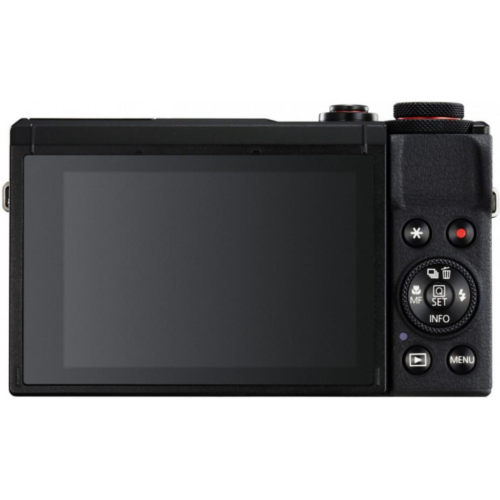 Цифровой фотоаппарат Canon Powershot G7 X Mark III Black (3637C013) изображение 6