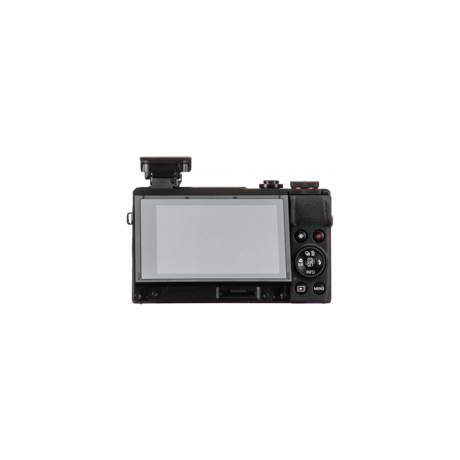 Цифровой фотоаппарат Canon Powershot G7 X Mark III Black (3637C013) изображение 7