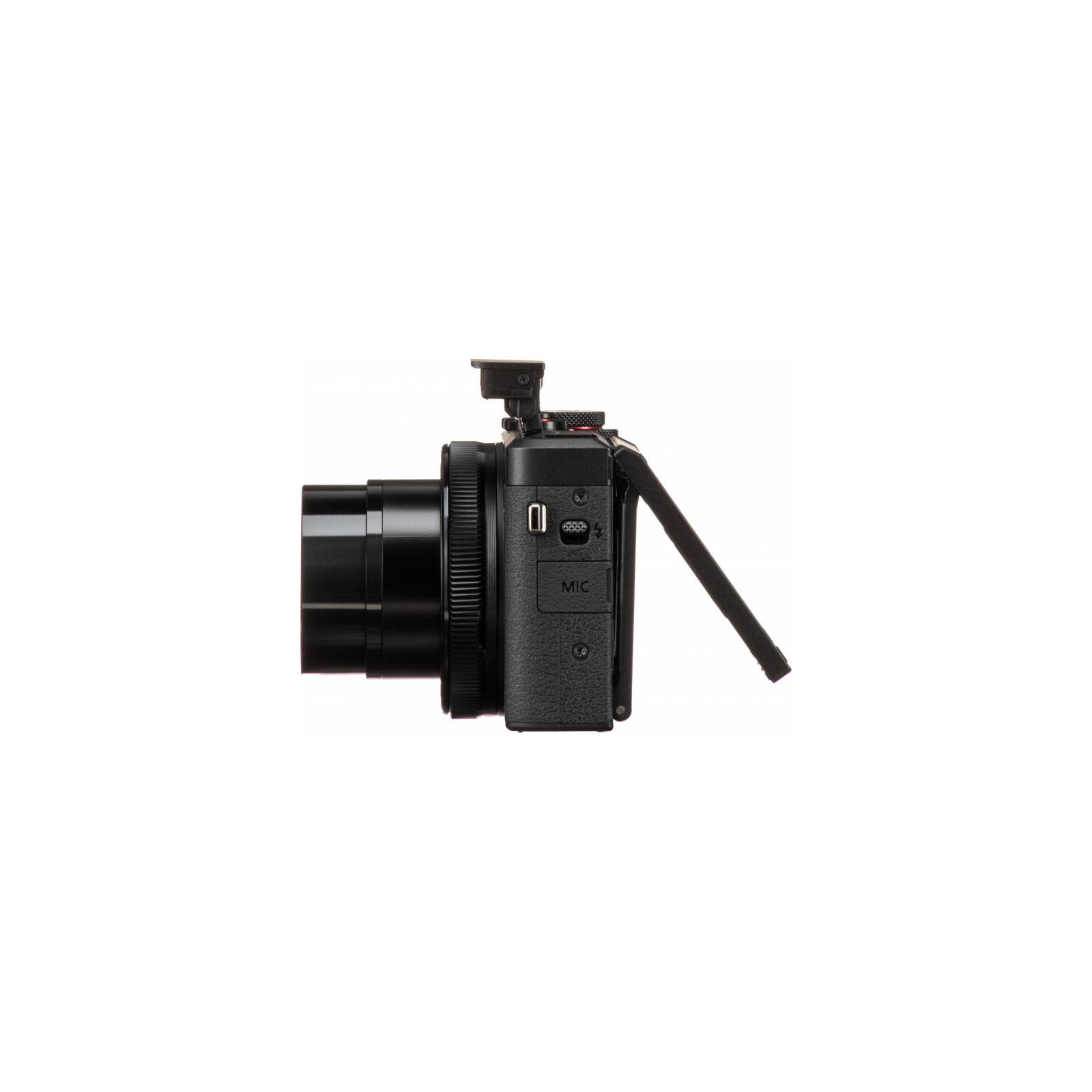 Цифровой фотоаппарат Canon Powershot G7 X Mark III Black (3637C013) изображение 9