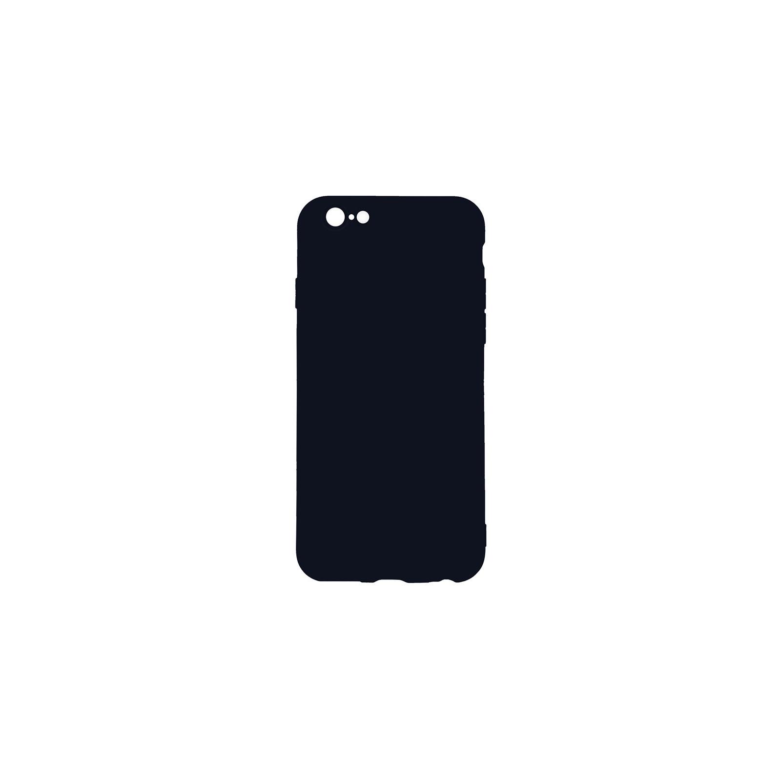Чехол для моб. телефона Toto 1mm Matt TPU Case Apple iPhone 6/6s Black (F_93931)