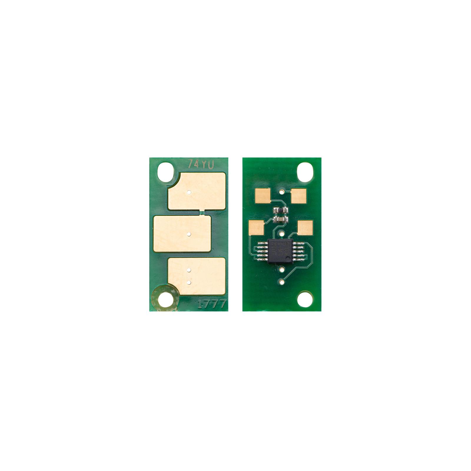 Чип для картриджа Konica Minolta Magicolor 7450 12k yellow Static Control (KM7450CHIP-YEU)