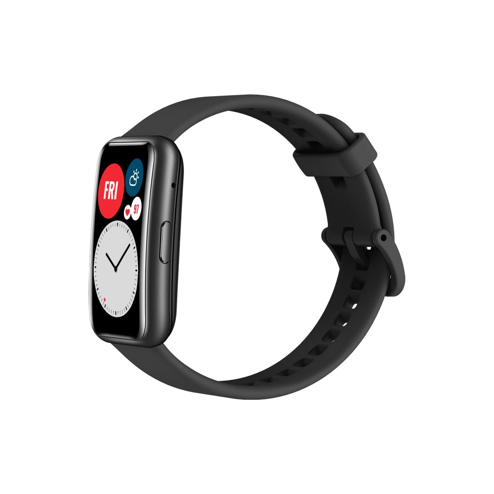 Смарт-годинник Huawei Watch Fit Graphite Black (55025871) зображення 7