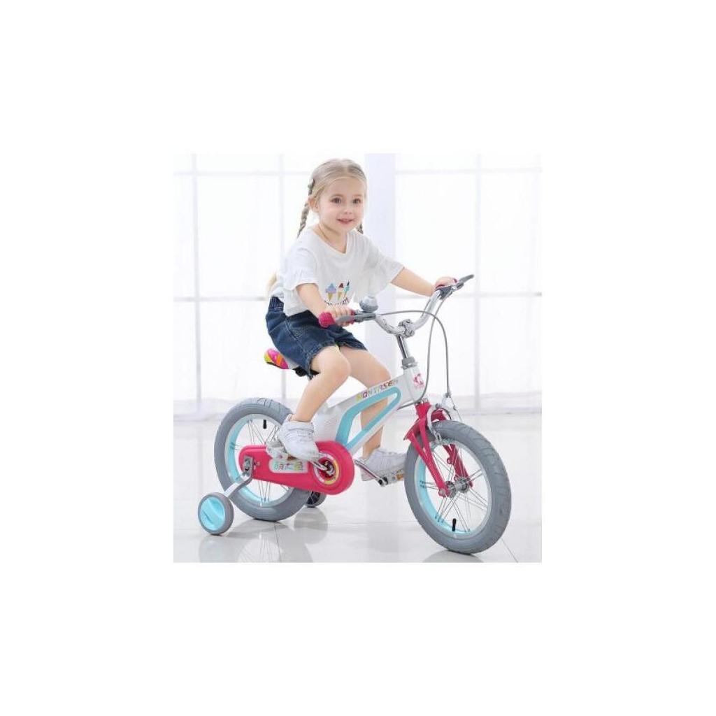 """Детский велосипед Xiaomi Montasen M-F800 Yellow 16"""" (702926) изображение 3"""