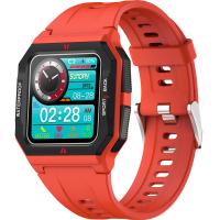 Смарт-часы Gelius Pro GP-SW006 (Old School) (IPX7) Red (00000086358)