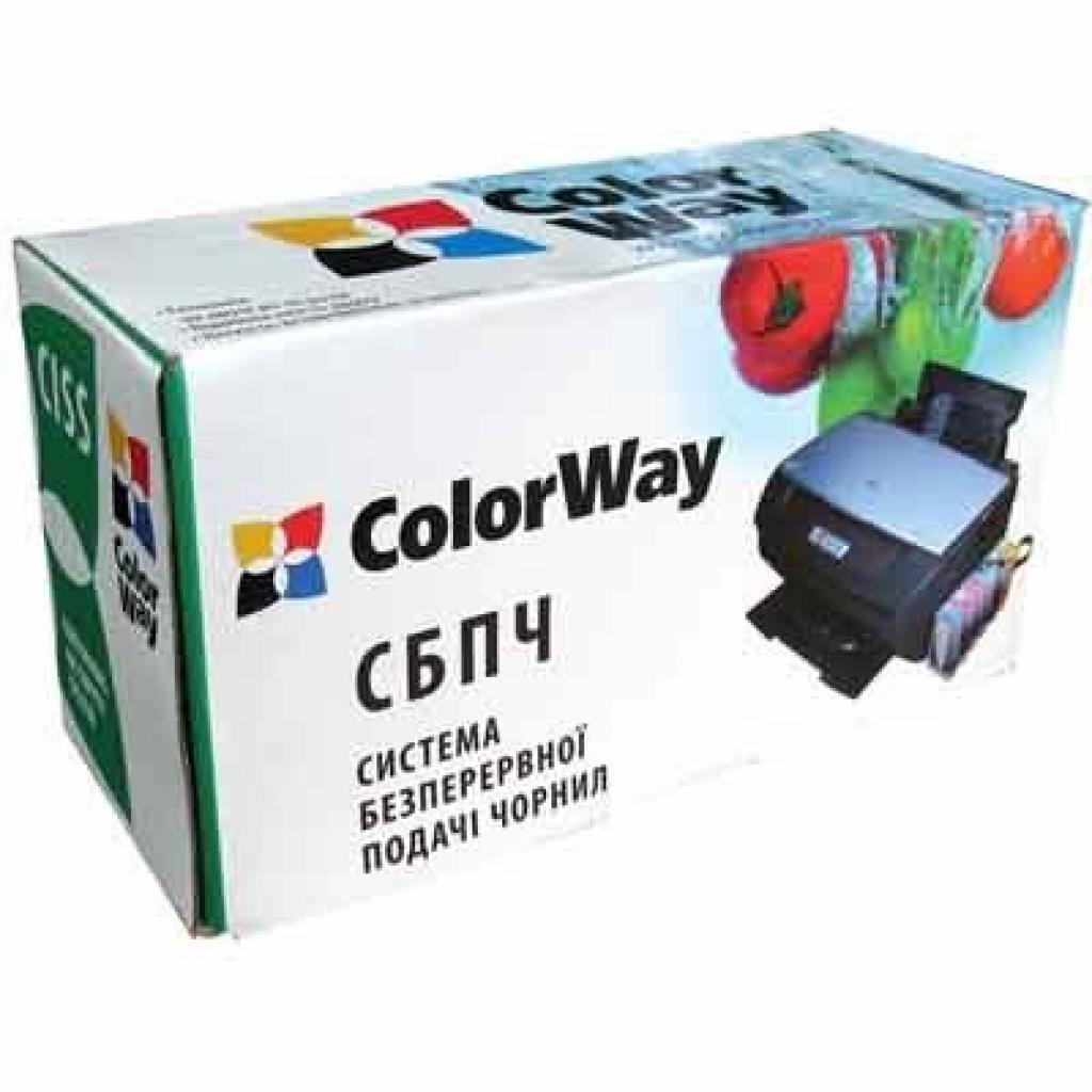 СНПЧ ColorWay Canon MP-240/270/490 (MP240CN-0.0NC)