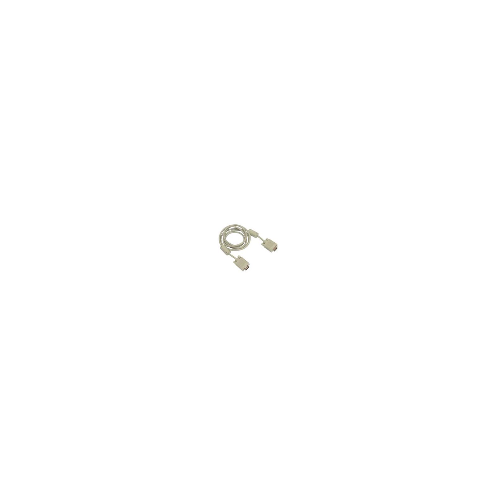 Кабель мультимедийный VGA 3.0m Cablexpert (CC-PPVGA-10)