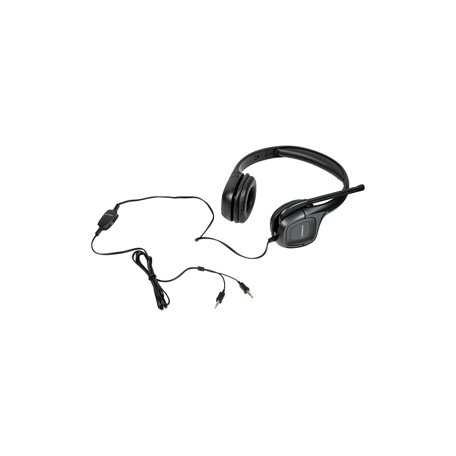 Наушники Plantronics Audio 355 (79730-05) изображение 6