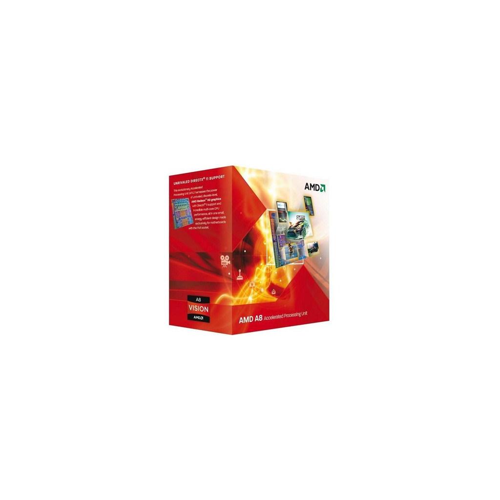 Процессор A8-3870K AMD (AD3870WNGXBOX)