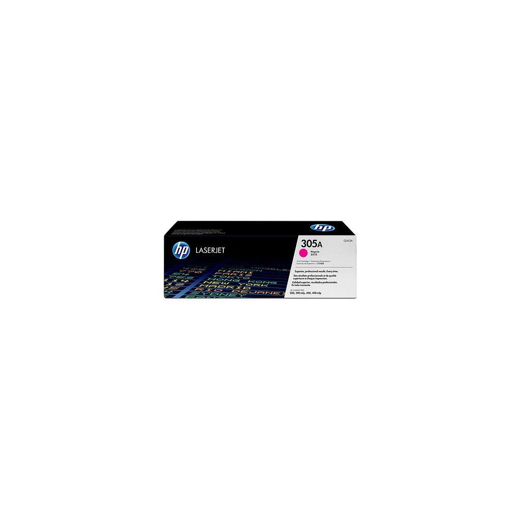 Картридж HP LJ 305A magenta (CE413A)