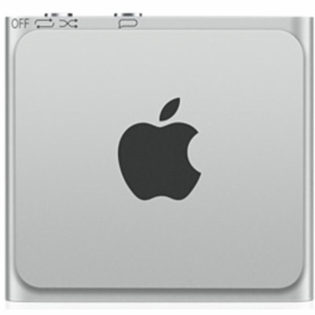 mp3 плеер Apple iPod Shuffle 2GB Silver (MD778RP/A) изображение 2