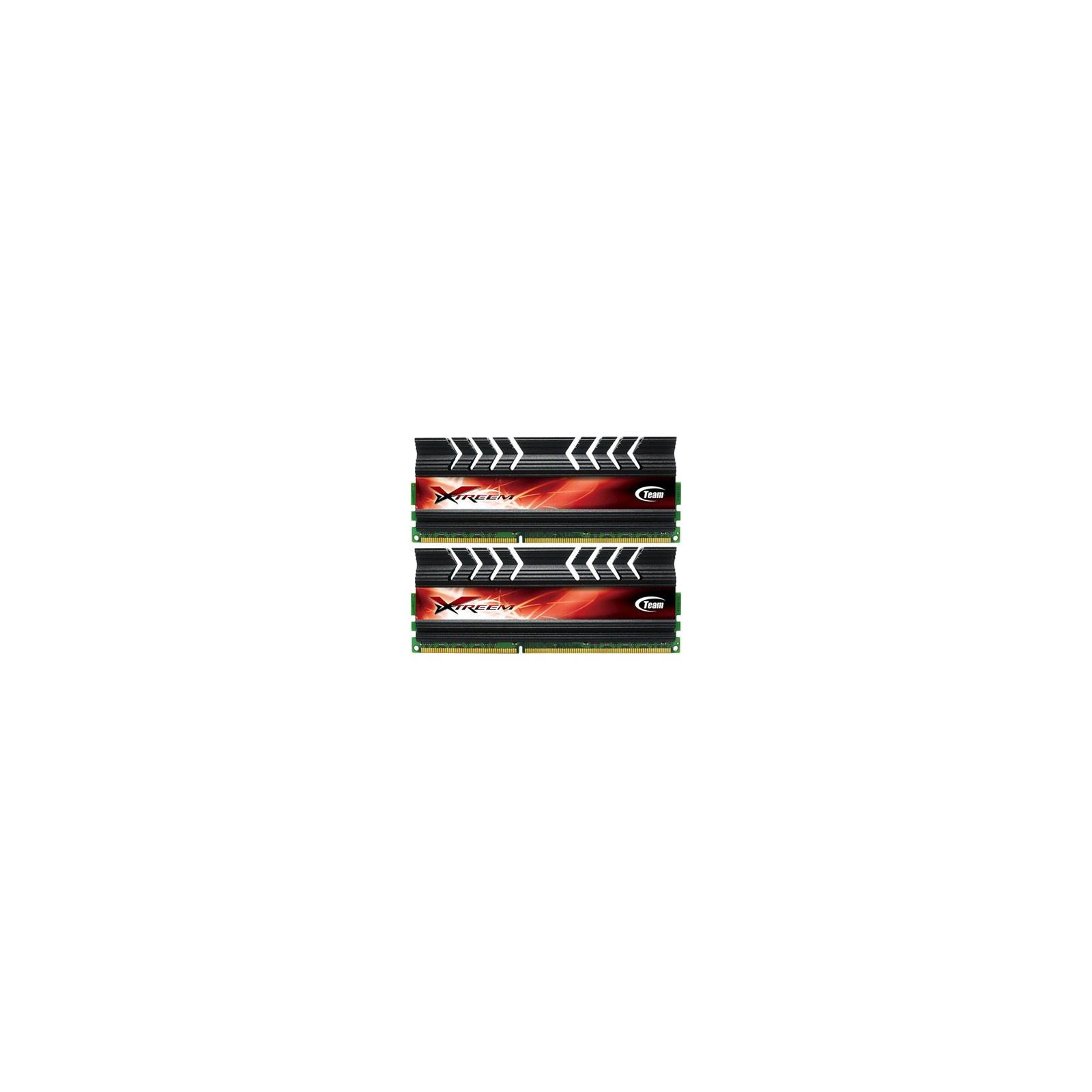 Модуль памяти для компьютера DDR3 16GB (2x8GB) 2400 MHz Team (TXD316G2400HC10QDC01)