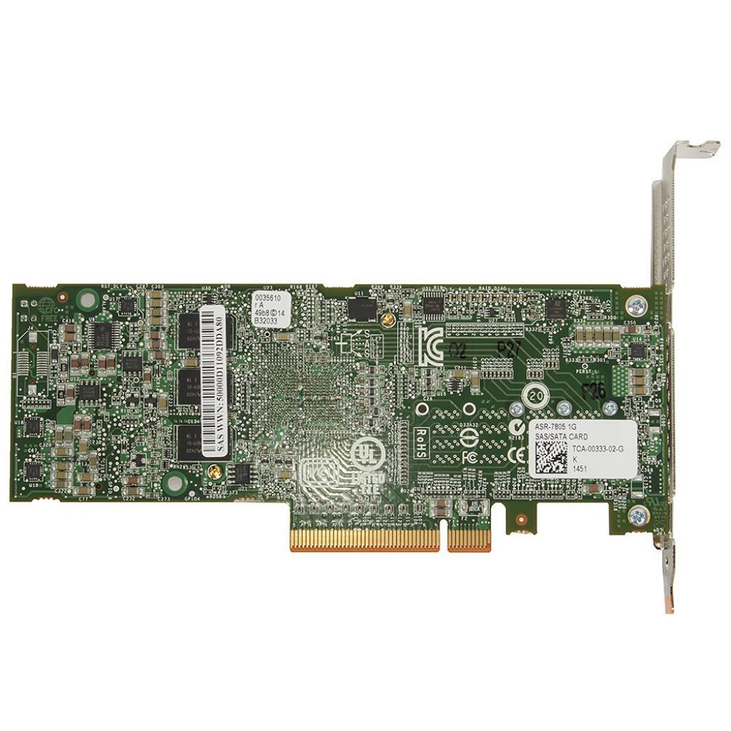 Контроллер RAID Adaptec 7805 Kit изображение 3