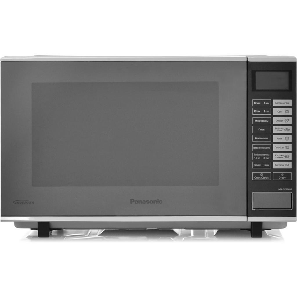 Микроволновая печь PANASONIC NN-GF560MZPE изображение 2