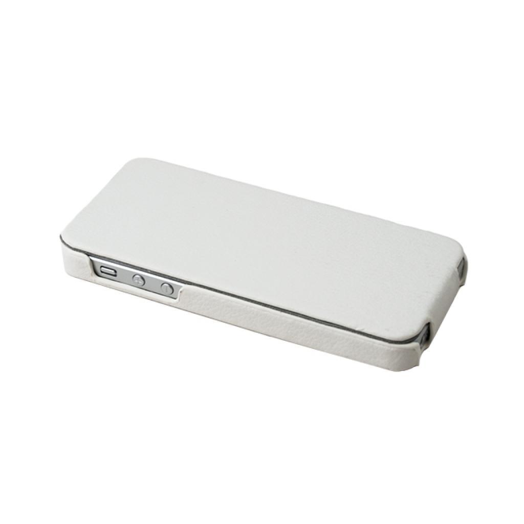 Чехол для моб. телефона Drobak для Apple Iphone 5 /Business-flip White (210232) изображение 3