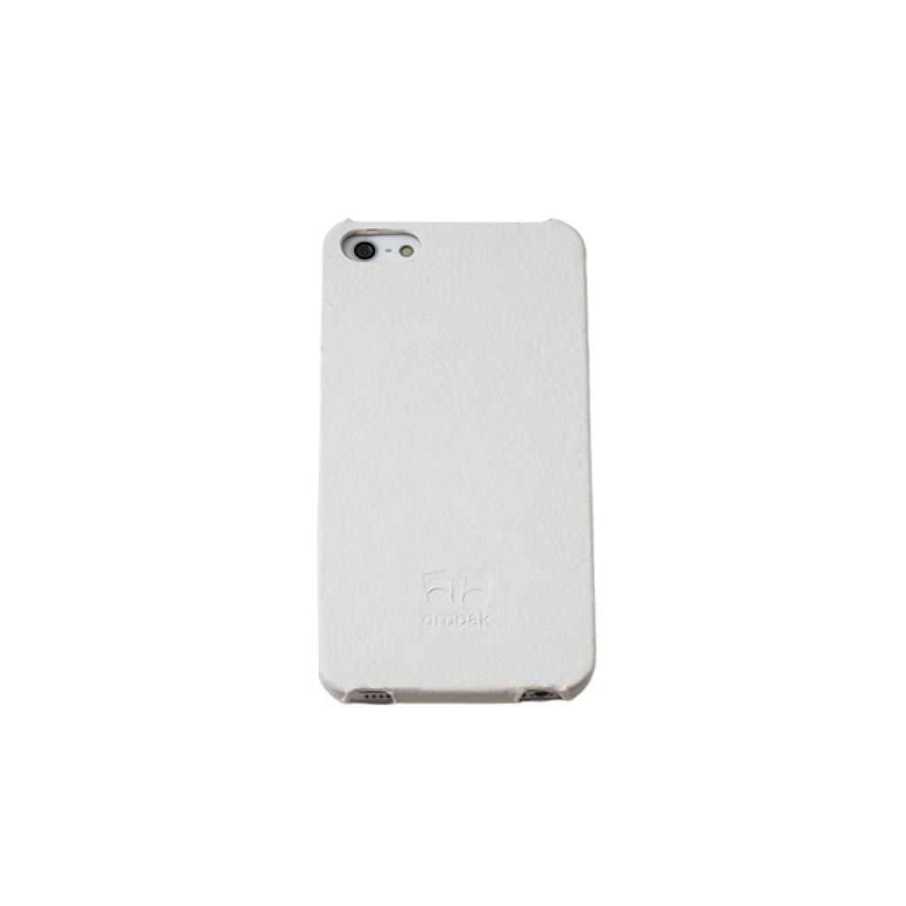 Чехол для моб. телефона Drobak для Apple Iphone 5 /Business-flip White (210232) изображение 4
