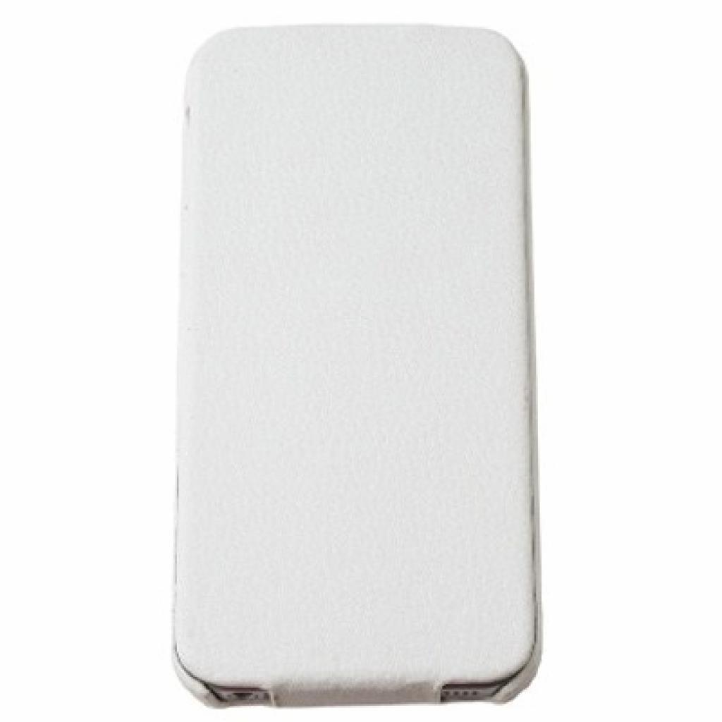 Чехол для моб. телефона Drobak для Apple Iphone 5 /Business-flip White (210232)
