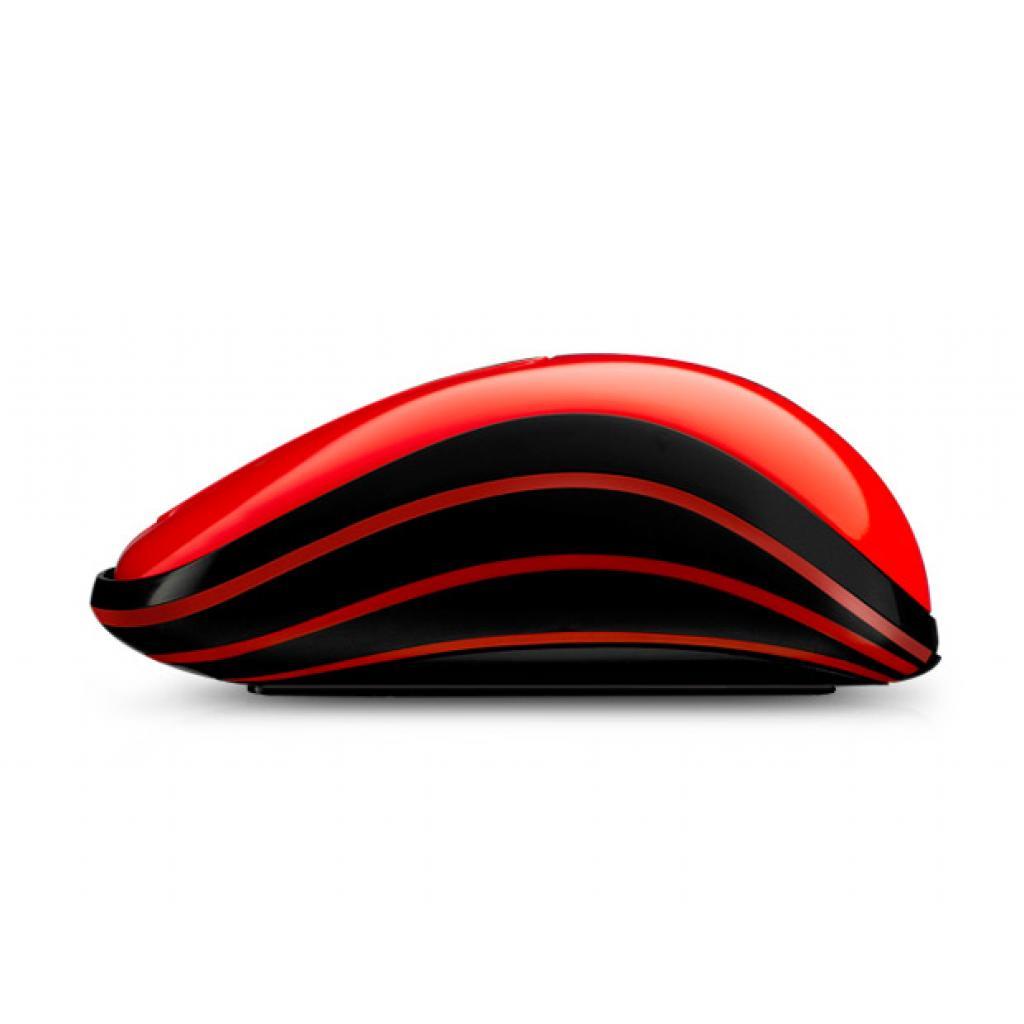 Мышка Rapoo Touch Mouse T120p Red изображение 3