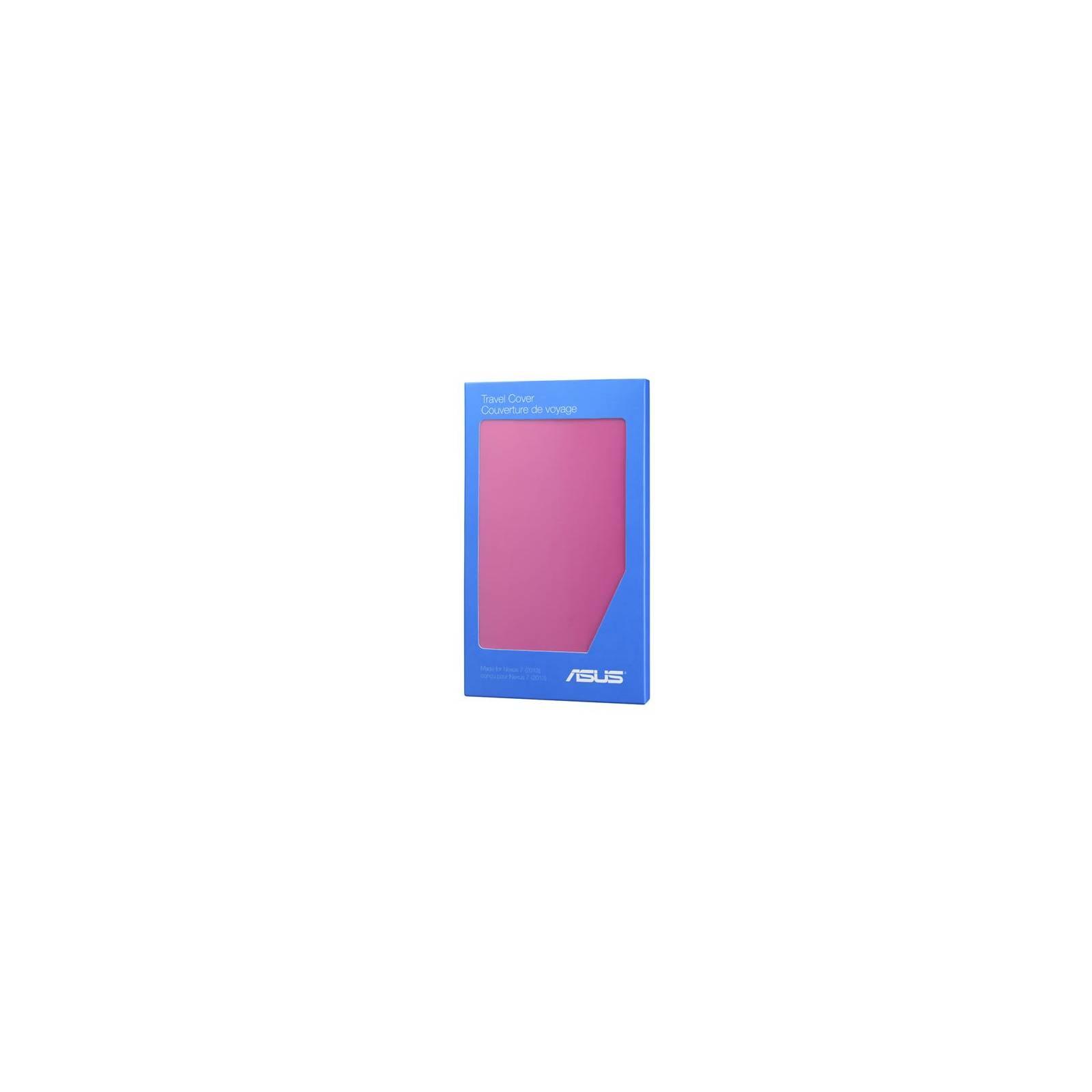 Чехол для планшета ASUS Nexus 7 2013 TRAVEL COVER V2 PINK (90-XB3TOKSL001P0-) изображение 7