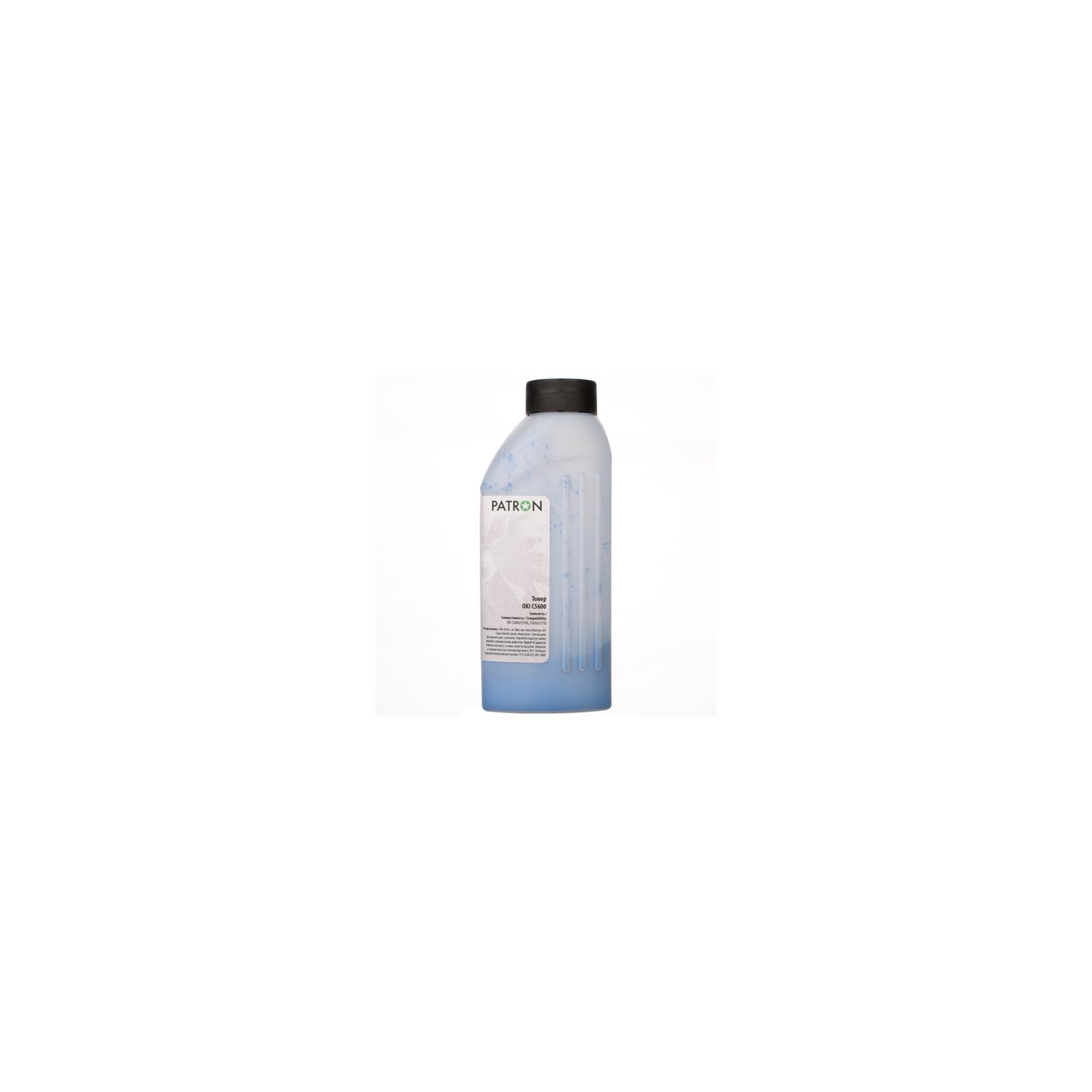 Тонер PATRON OKI C5600 CYAN 50г (T-PN-OC5600-C-050) изображение 2