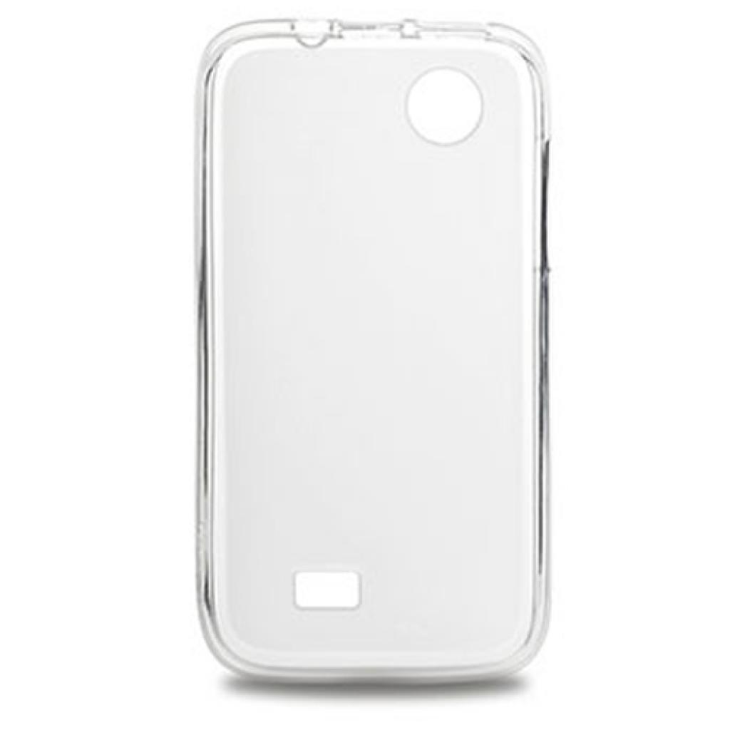 Чехол для моб. телефона Drobak для Lenovo A369 (White Clear)Elastic PU (211430) изображение 2