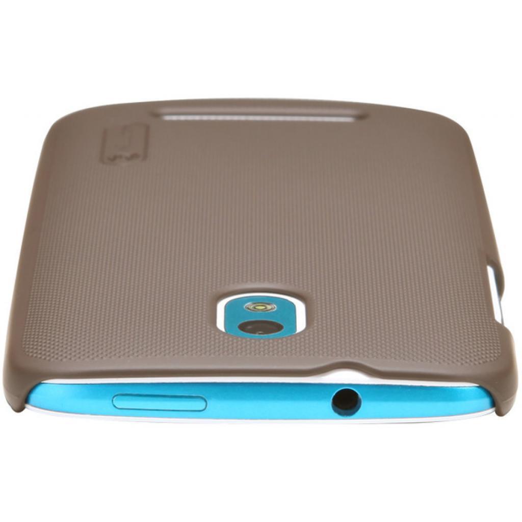 Чехол для моб. телефона NILLKIN для HTC Desire 500 /Super Frosted Shield/Brown (6076978) изображение 4