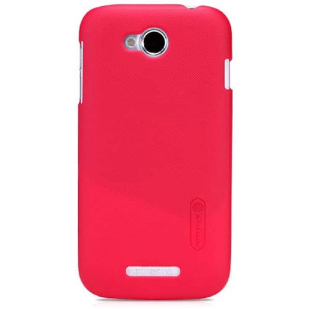 Чехол для моб. телефона NILLKIN для Lenovo A706 /Super Frosted Shield/Red (6077002)