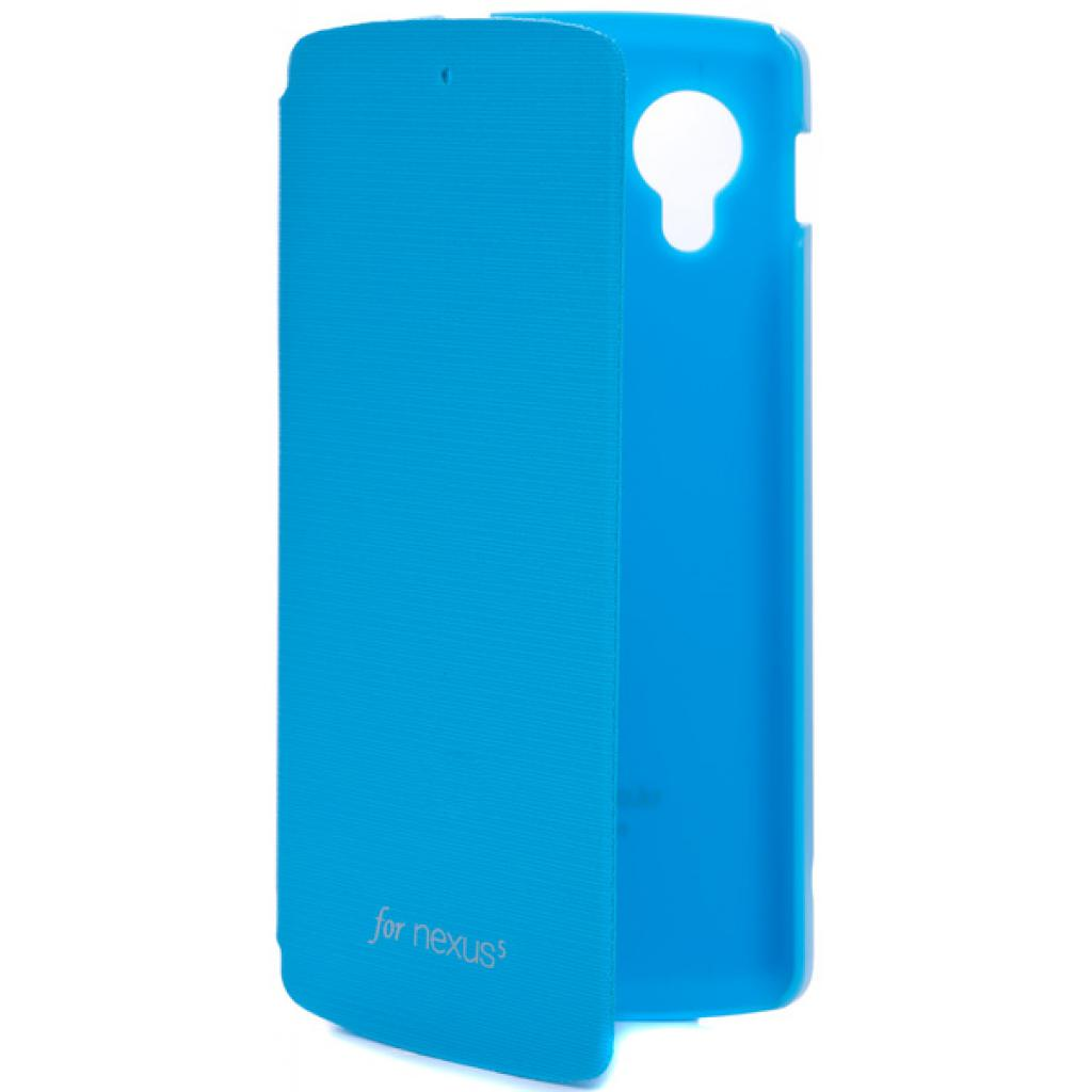 Чехол для моб. телефона VOIA для LG D821 Optimus Nexus 5 /Flip/Blue (6108129)