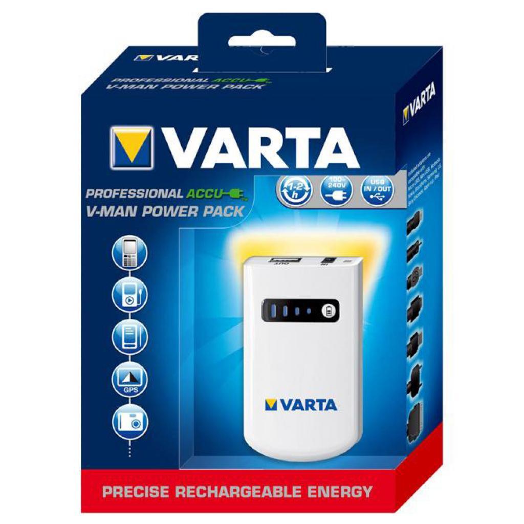 Зарядное устройство Varta PROF.V-MAN SET 57058 Li-Ion (57058101111) изображение 2