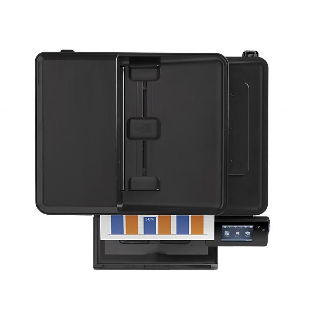 Многофункциональное устройство HP Color LJ Pro M177fw (CZ165A) изображение 3