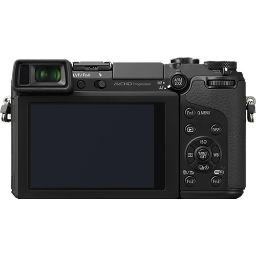 Цифровой фотоаппарат PANASONIC DMC-GX7 Kit 20mm Black (DMC-GX7CEE-K) изображение 1