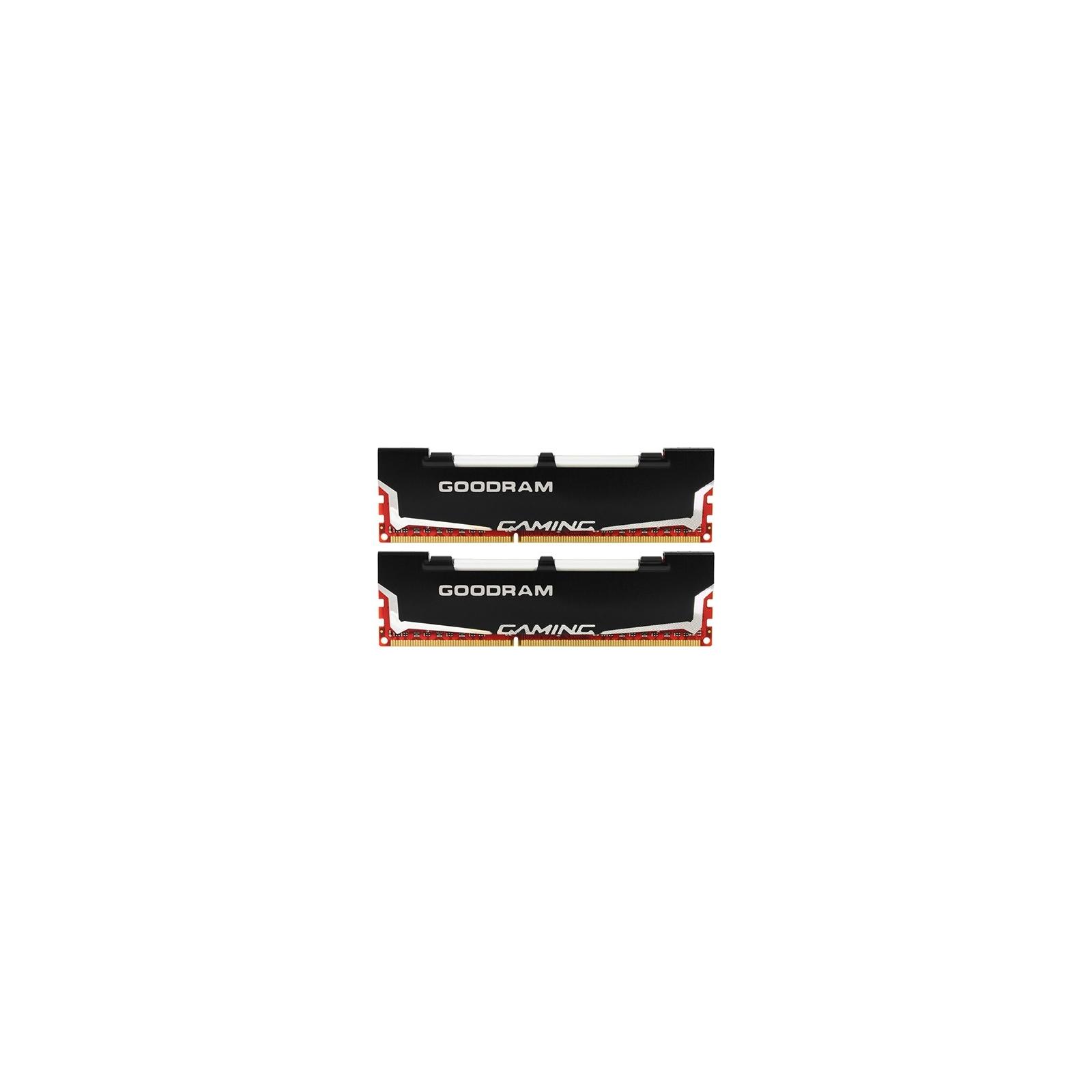 Модуль памяти для компьютера DDR3 16Gb (2x8GB) 1866 MHz Led Gaming GOODRAM (GL1866D364L10/16GDC)