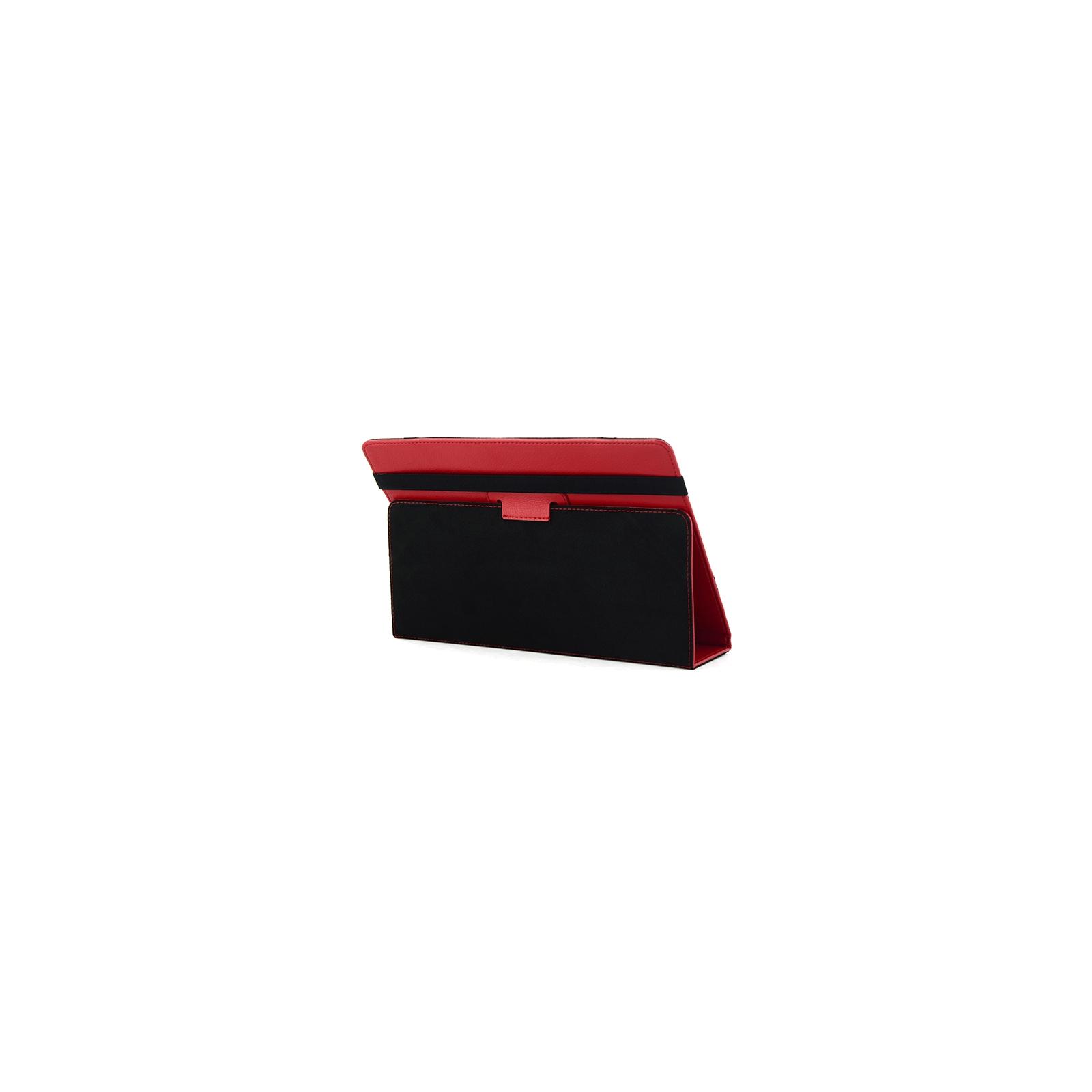 "Чехол для планшета 10""-10.1"" Cover Stand Red Drobak (216899) изображение 5"
